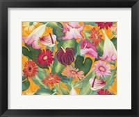 Framed Heavenly Divine- Floral