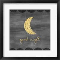 Framed Good Night Sleep Tight I