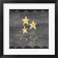 Framed Good Night Sleep Tight II