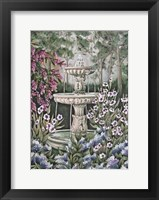 Framed Garden Fountain