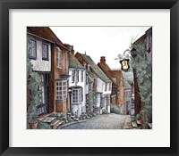 Framed Rye, England