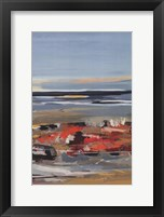 Framed Beach III