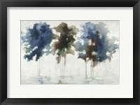 Framed Tree Trio