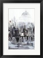 Framed Grande Ville II