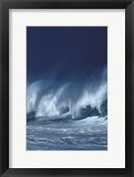 Framed Breaking Waves II