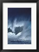 Framed Breaking Waves III