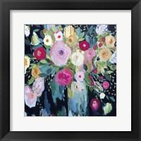 Framed Follow the Roses