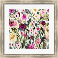 Framed PDX Rose Garden