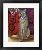 Framed Best Cougar 2