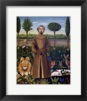 Framed Francis 3
