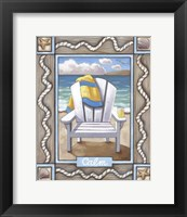 Framed Beach Chair Calm