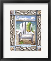 Framed Beach Chair Relax