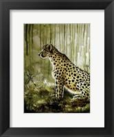 Framed Cheetah