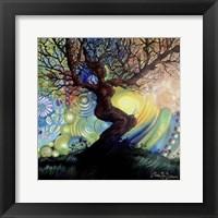 Framed Tree Of Life - Celebration