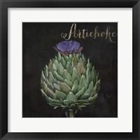 Framed Medley Artichoke