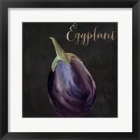 Framed Medley Eggplant