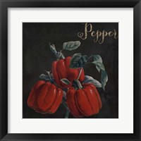 Framed Medley Pepper