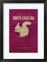 Framed NC State of the Union