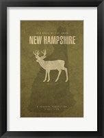 Framed NH State of the Union