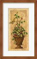 Framed Topiary with Butterfly