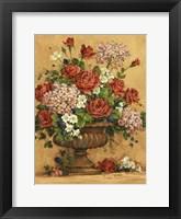 Framed Summer Rose Spectacular