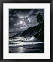 Framed In Black & White