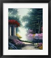 Framed Full Bloom