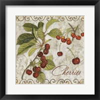 Pastoral Fruits I Framed Print