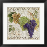 Pastoral Fruits II Framed Print