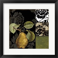 Framed Damask Lerain II