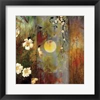 Framed Whisper Forest Moon I