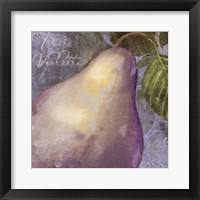 Framed Violette I
