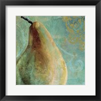 Framed Fruit Palette I