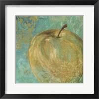 Framed Fruit Palette II