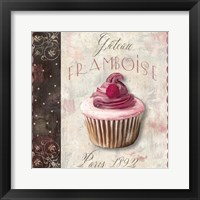 Framed Patisserie III