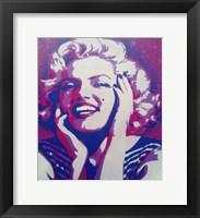 Framed Hollywood Icon 2