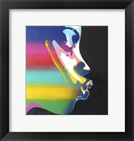 Framed Kiss Rainbow 2