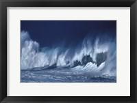 Framed Breaking Waves