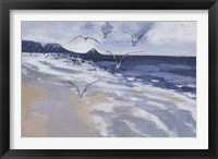 Framed Pacific Breezes