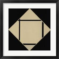 Framed Tableau I