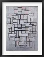 Framed Composition No. 6, 1914