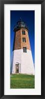 Framed Point Judith Light, Narragansett Bay, Rhode Island