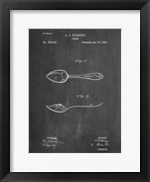 Framed Chalkboard Training Spoon Patent