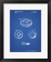 Framed Blueprint Simon Patent