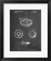 Framed Chalkboard Simon Patent