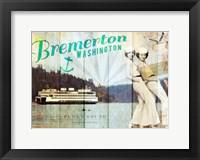 Framed Bremerton Girls