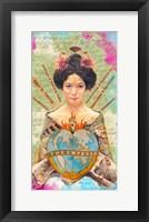 Framed Empress
