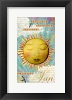 Framed Sun