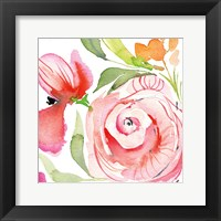 Framed Bloom to Remember IV
