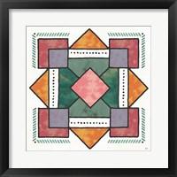 Framed Spectrum VII